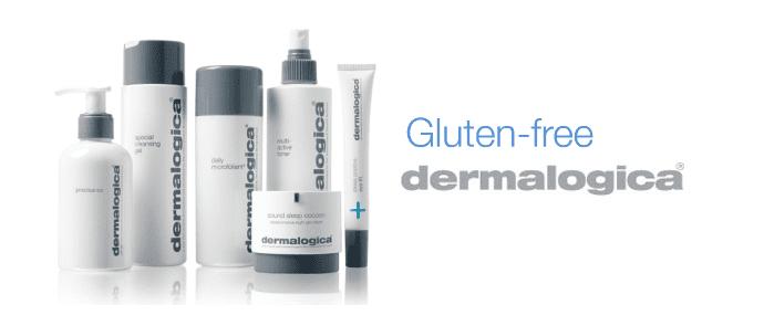 dermalogica gluten-free